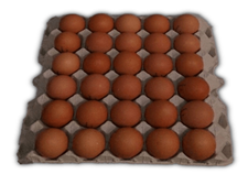 huevos granel